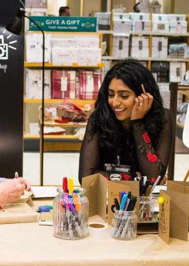 John Lewis – Christmas Gifting Workshop