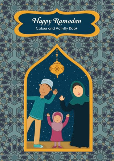 Happy Ramadan Colour and Activity Book